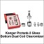 Kanger Protank-3 Glass Bottom Dual Coil Clearomizer